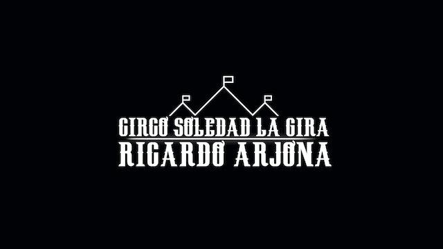 Ensayo Circo Soledad, en vivo - Segunda parte