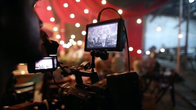 Behind the scenes - Circo Soledad (Pr...