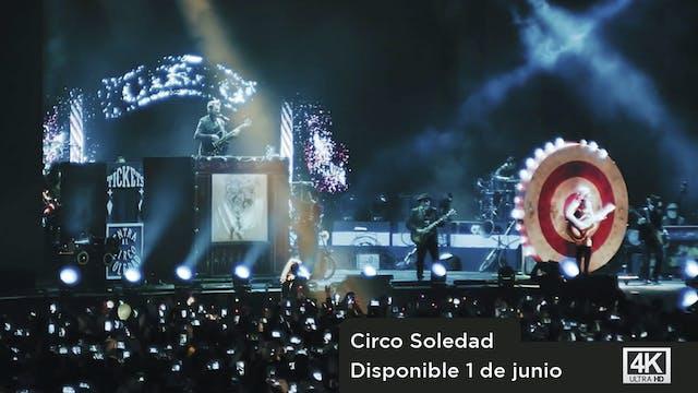 Circo Soledad en vivo - Trailer