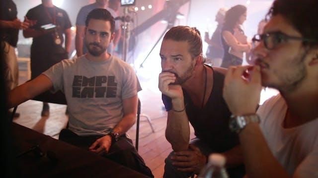 Behind the scenes - Circo Soledad (Cu...