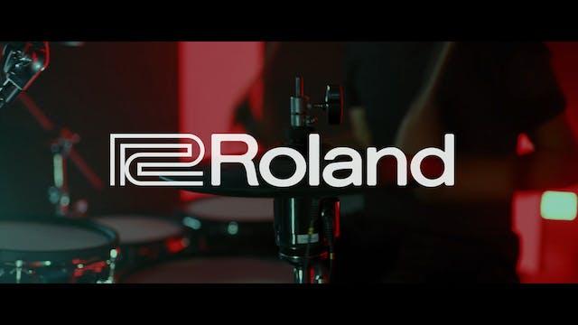 Roland V-Drums Acoustic Design