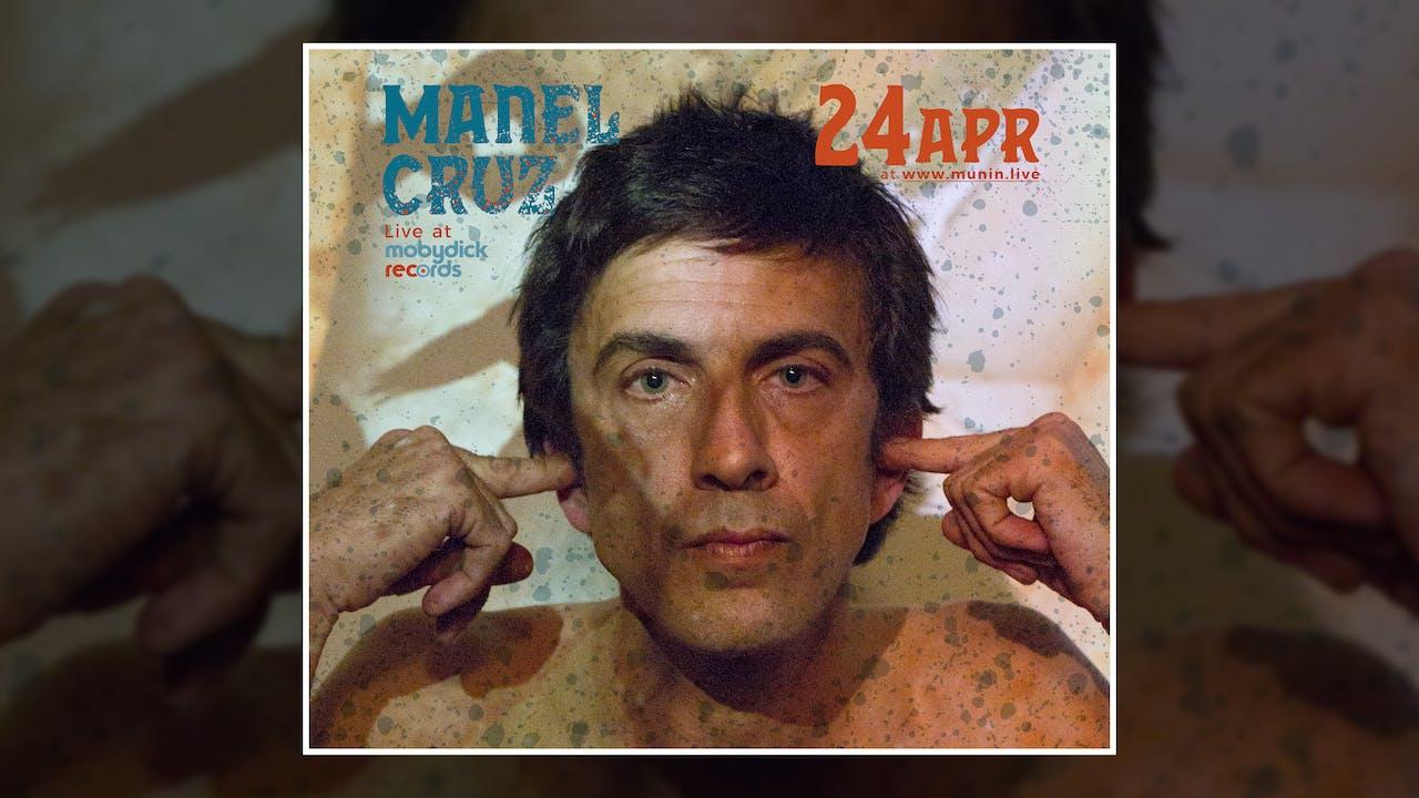 Manel Cruz - Live at Mobydick records