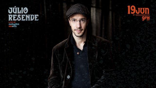 Júlio Resende–Fado Jazz Ensemble.Live at MobydickR