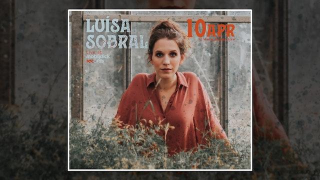 Luisa Sobral - Live at Mobydick records