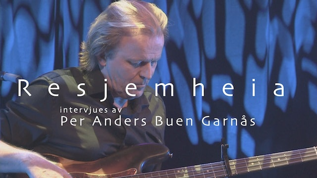 Resjemheia - Interview with Per Anders Buen Garnås