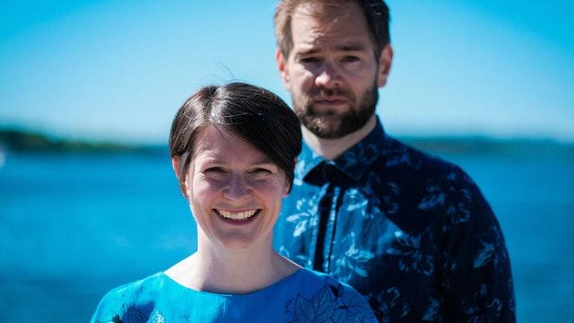 Sarah-Jane Summers & Juhani Silvola - Plateslipp