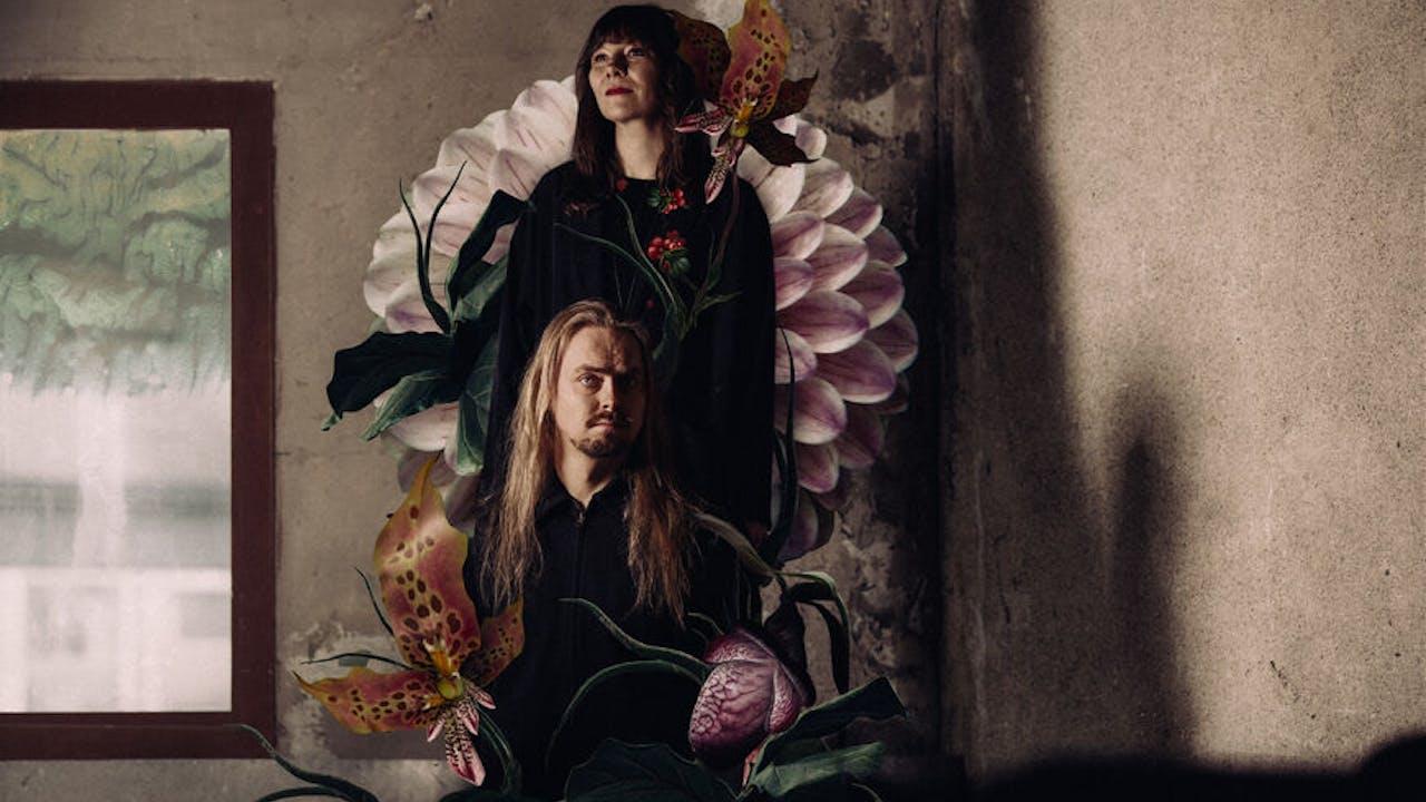 LEAGUS & NORDNORSK JAZZENSEMBLE:   FLORA EALLIN