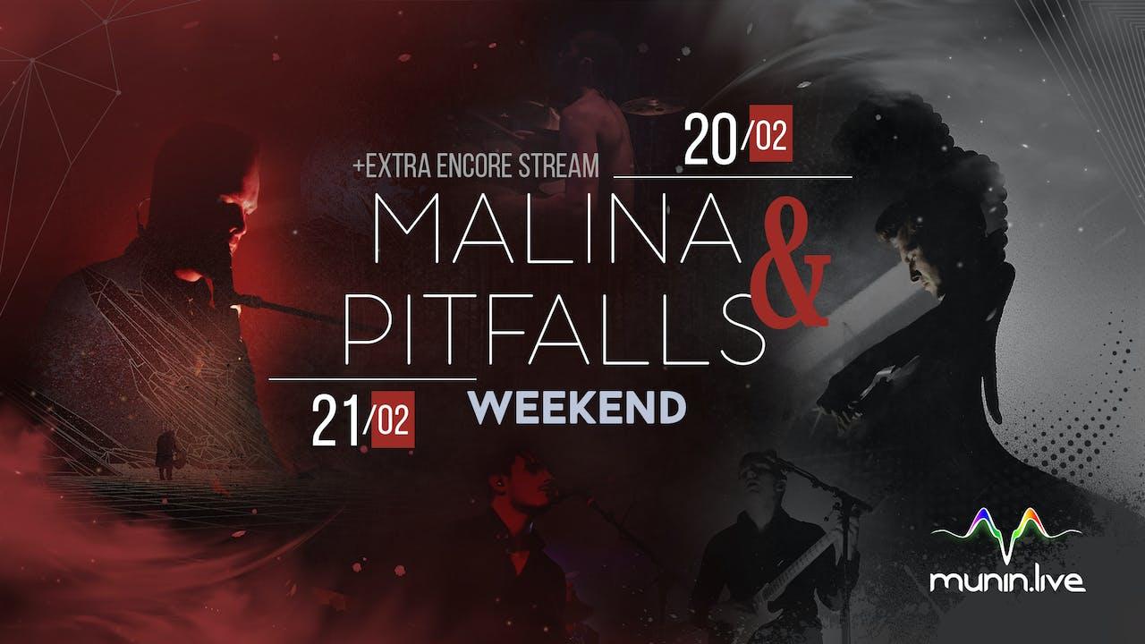 Leprous - Malina + Pitfalls, Concert bundle