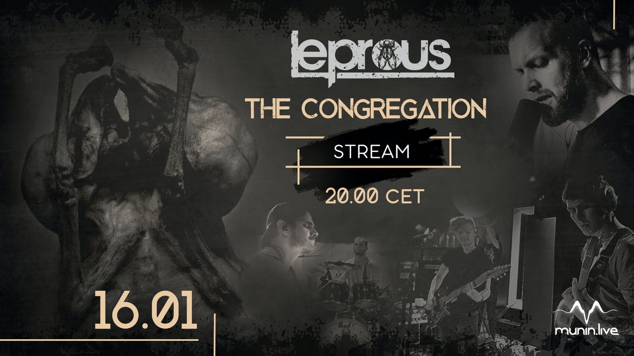 Leprous - The Congregation Live