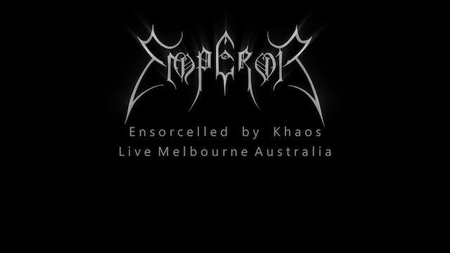 Trym Torson - Ensorcelled by Khaos Live