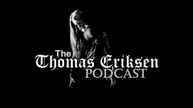The Thomas Eriksen Podcast - Erlend Hjelvik (ex-Kvelertak, ex-Djevel & Hjelvik)