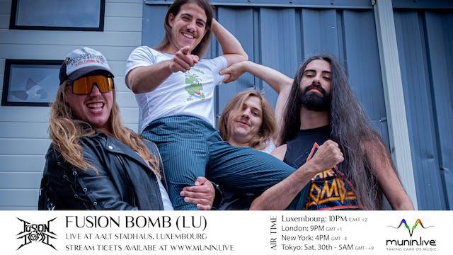 Fusion Bomb live at Aalt Stadhaus
