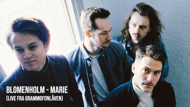 Blomenholm - Marie (Live at Grammofon...