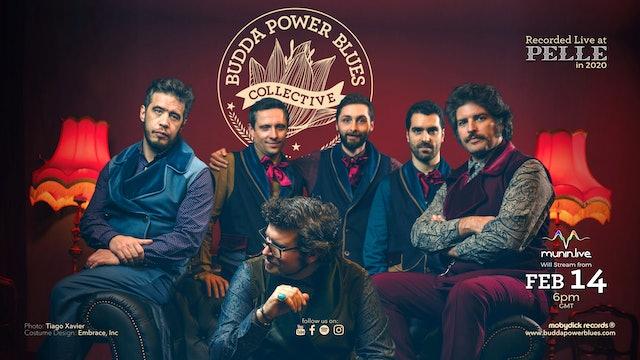 Budda Power Blues Collective . Live @PELLE - Braga, Portugal