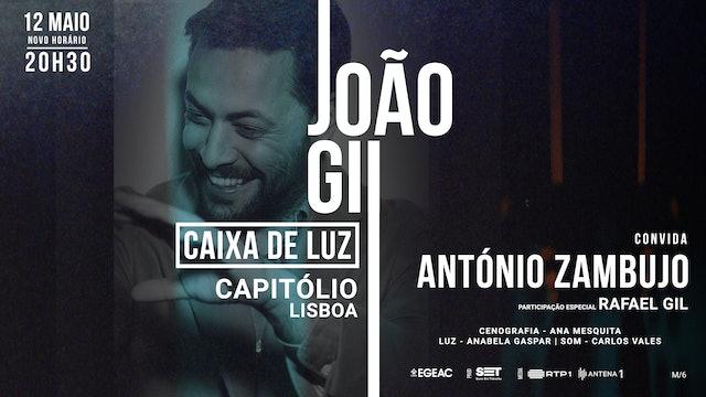Caixa de Luz - João Gil with António Zambujo
