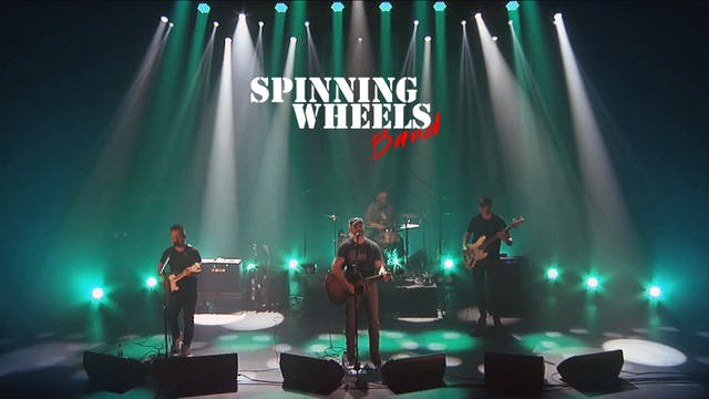 Spinning wheels - Live 2020