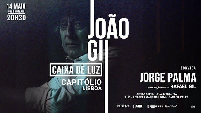 Caixa de Luz - João Gil with Jorge Palma