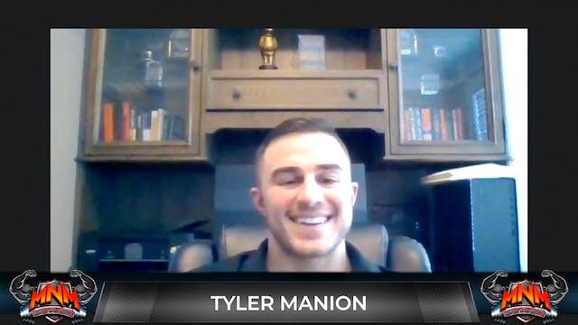 Tyler Manion