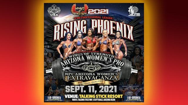Rising Phoenix & AZ Women's Pro & AZ Women's