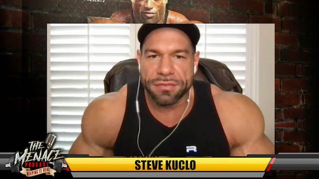 The Menace Podcast - Steve Kuclo