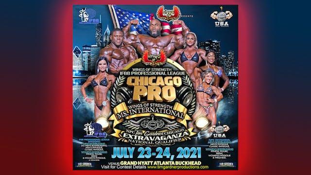 2021 Chicago Pro-Am & Ms International