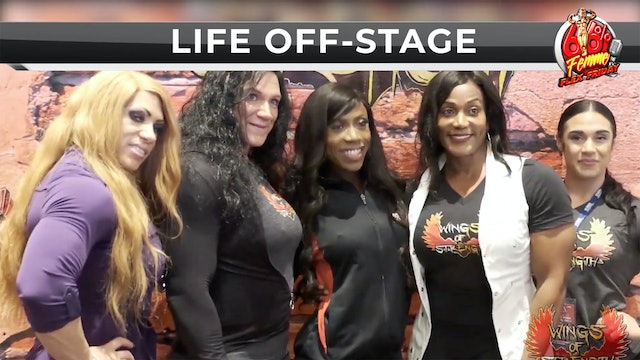 Fashion and Psychology of the Female Bodybuilder