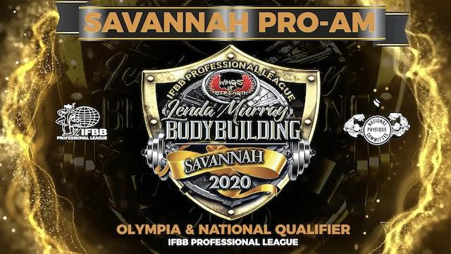 2020 Savannah Pro