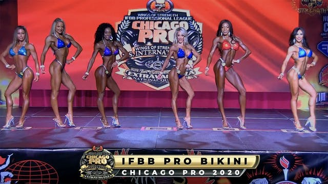 2020 Chicago Pro finals Saturday, part 1