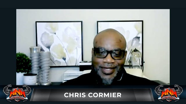 Chris Cormier