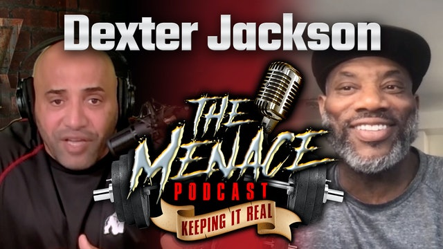 Dexter Jackson