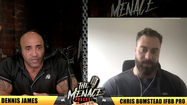Chris Bumstead Had to Go Cross-Country to Train