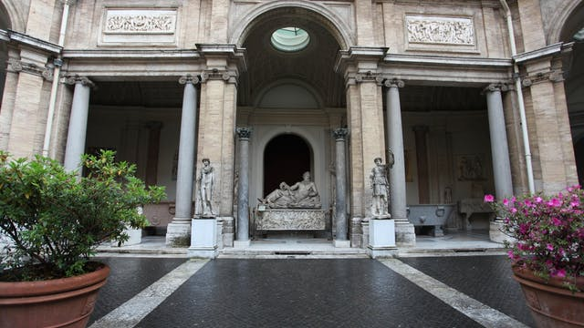Museum Secrets: Inside the Vatican Museums, Rome