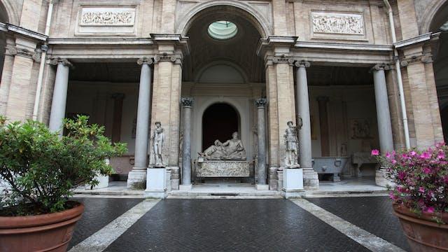 Museum Secrets: Inside the Vatican Mu...