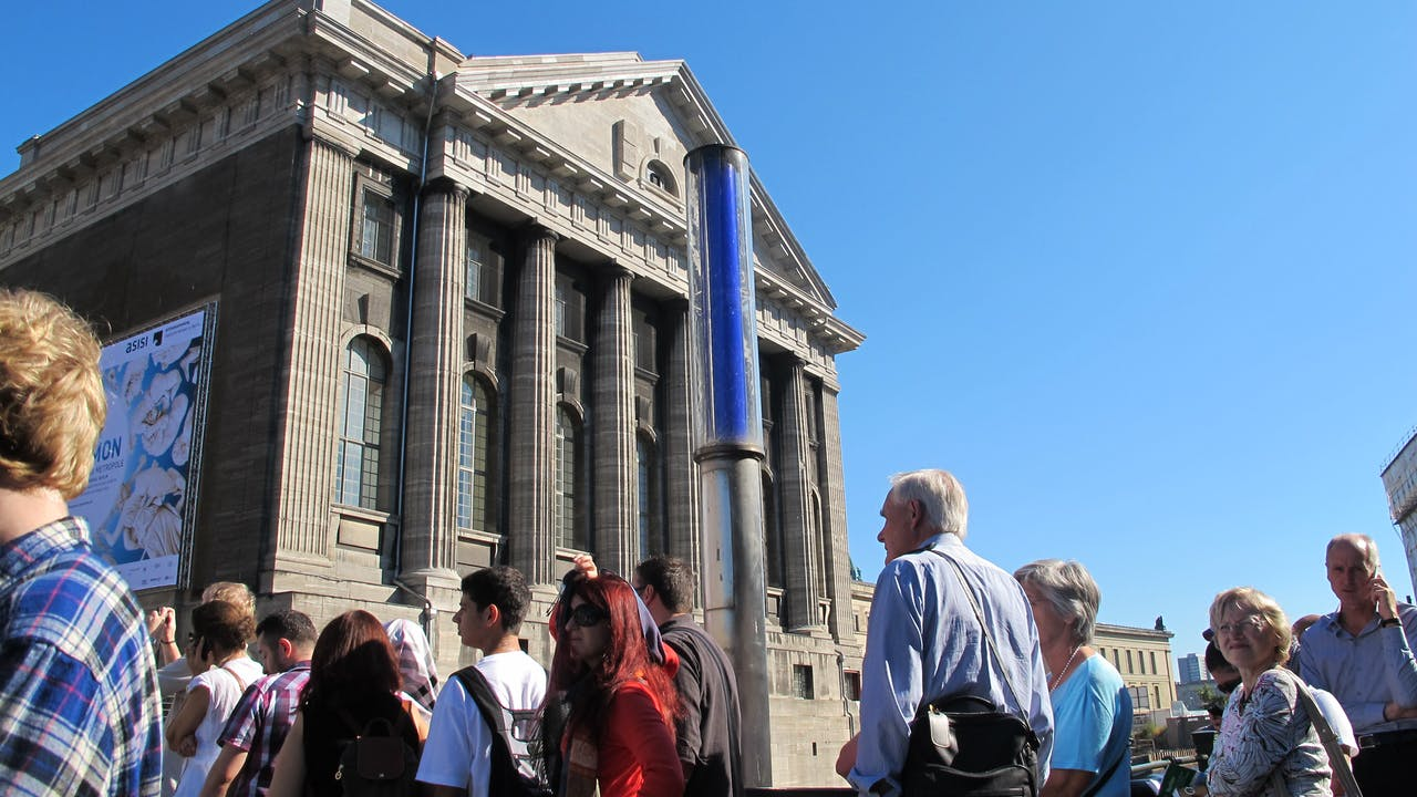 Pergamon and Neues Museums