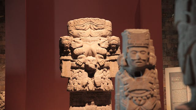 Museum Secrets: Inside the National Museum of Anthropology - Mexico City