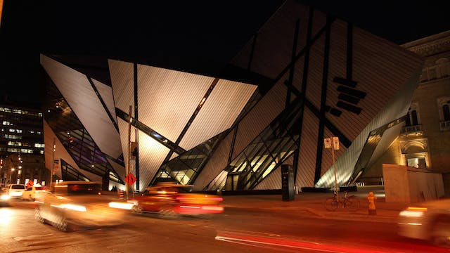 Museum Secrets: Inside the Royal Ontario Museum - Toronto