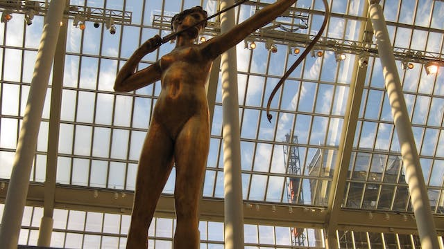Museum Secrets: Inside the Metropolitan Museum, New York