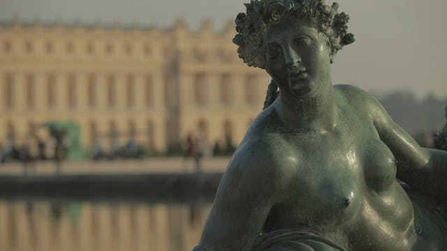 Museum Secrets: Inside the Chateau of Versailles, Paris