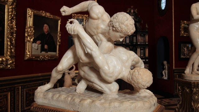Museum Secrets: Inside the Uffizi Gal...