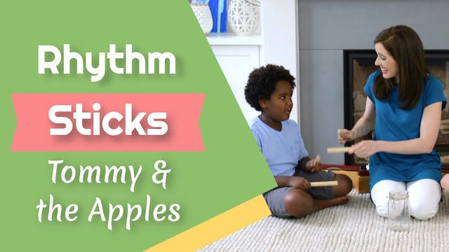 Tommy & the Apples- Rhythm Sticks