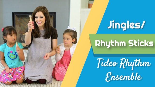 Tideo Rhythm Ensemble- Jingles/ Rhyth...