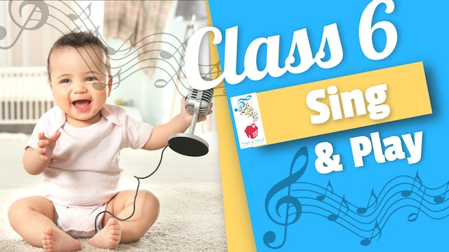 Family Music for Babies 6: Sing and Play