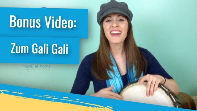 Bonus Video: Zum Gali Gali (The Working Song!)