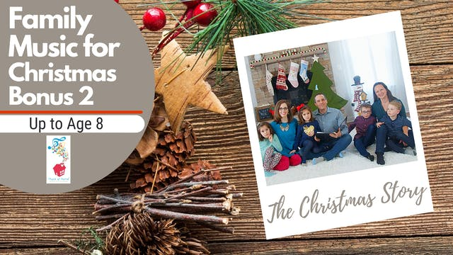 Week 2: Family Music for Christmas St...
