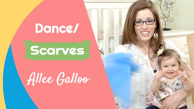 Allee Galloo- Dance: Scarves