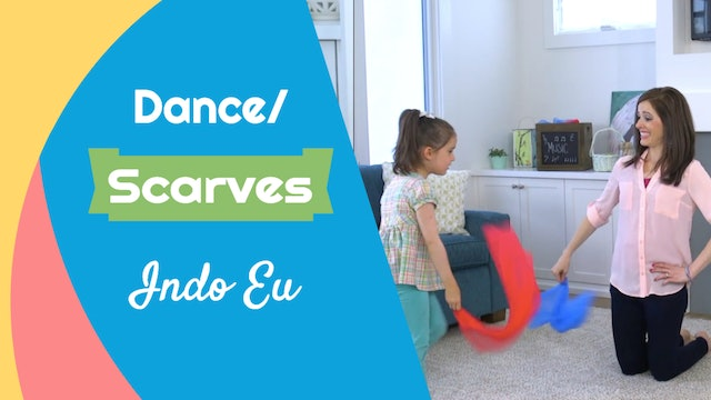 Indo Eu- Dance/ Scarves