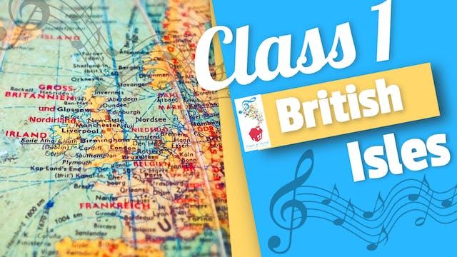 Family Music for Babies 1: British Isles