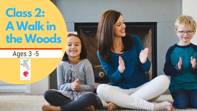 Family Music For Preschoolers 2: A Wa...