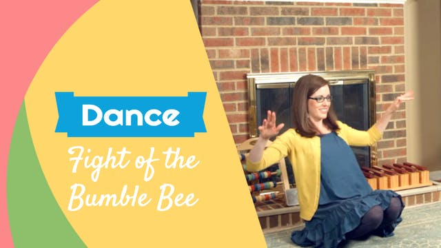 Fight of the Bumble Bee- Dance