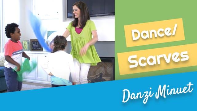 Danzi Minuet- Dance/ Scarves